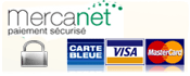 Paiement sécurisé par carte bancaire