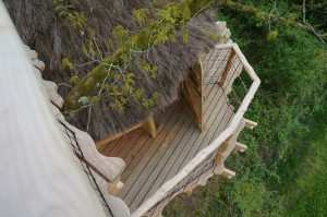 Cabane Coccon à la Vallée Féerique