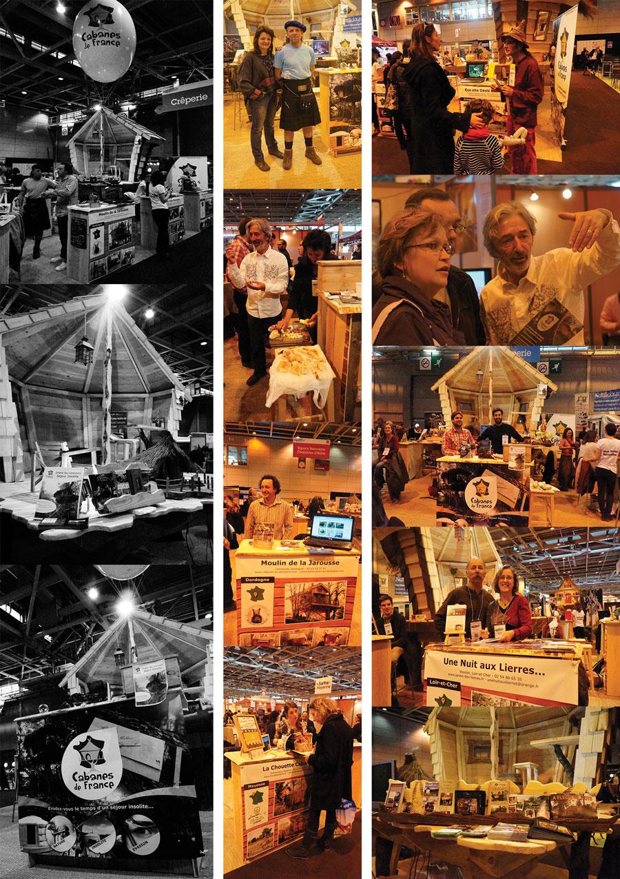 Salon Mondial du Tourisme 2014